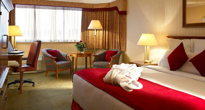 Mercure Hotel Bristol Room Service Menu